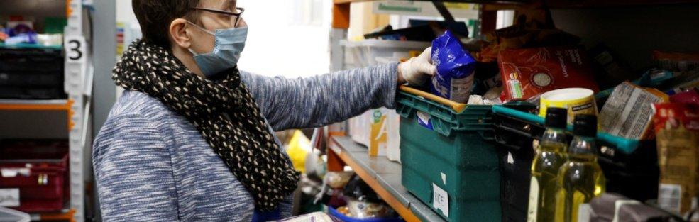 Virtual Volunteering during COVID-19